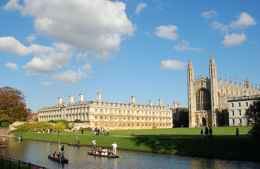 Séjour linguistique Cambridge